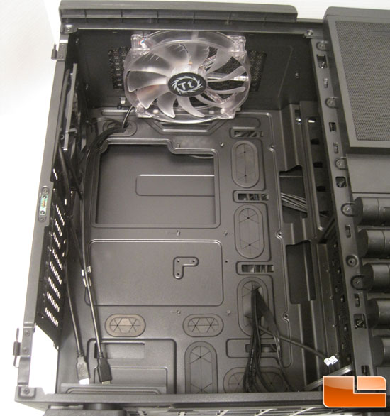 Thermaltake Level 10 GT Full Tower motherboard tray