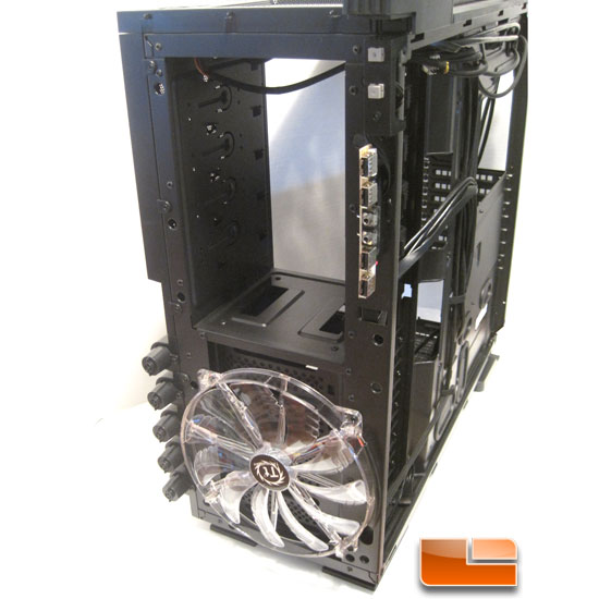 Thermaltake Level 10 GT Full Tower front 200mm Color Shift intake fan