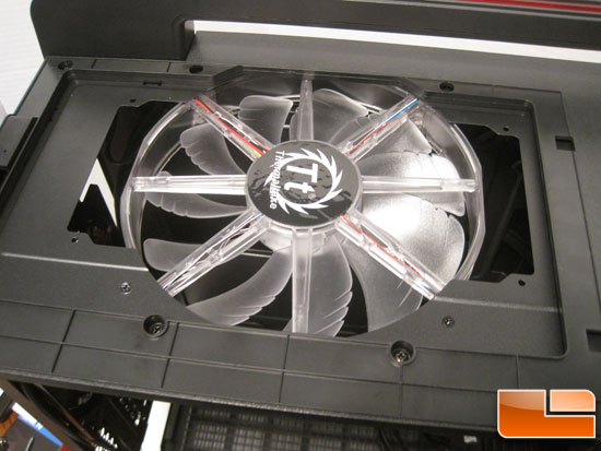 Thermaltake Level 10 GT Full Tower top 200mm Color Shift fan
