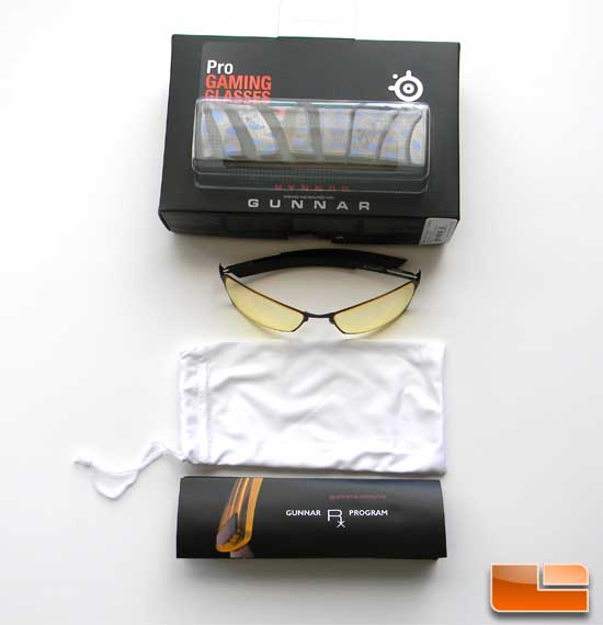 SteelSeries Scope Box Contents