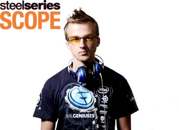 SteelSeries Gunnar Scope Evil Geniuses