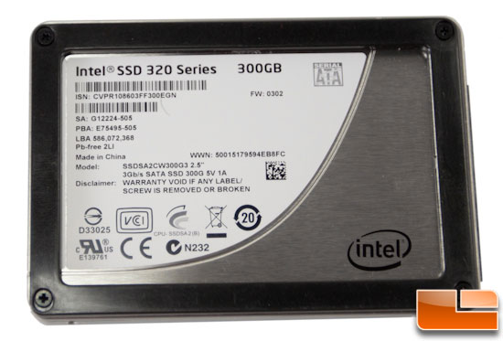 Intel 320 Series 300GB SSD Review w/ 25nm Flash!