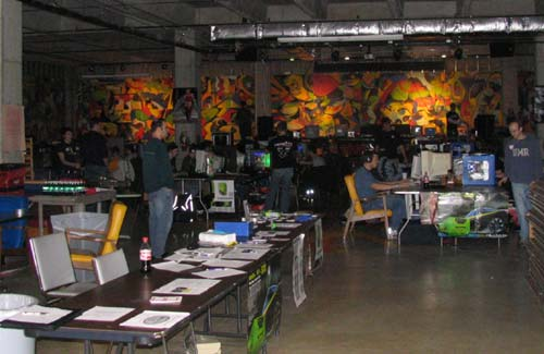 St. Louis Gaming – Warfactory LAN
