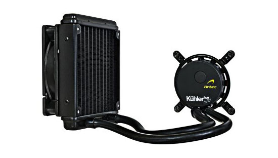Antec Kuhler H2O 620 CPU Water Cooler Review