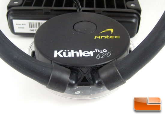 Antec Kuhler H2O 620 90 degree swivel fitting