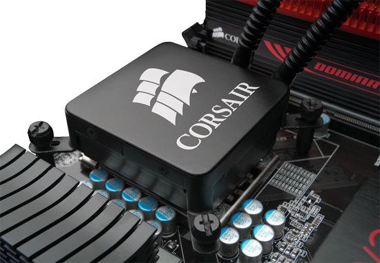 Corsair H60 CPU Cooler Mounting Plate