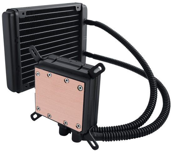 Corsair H60 CPU Cooler Square Base