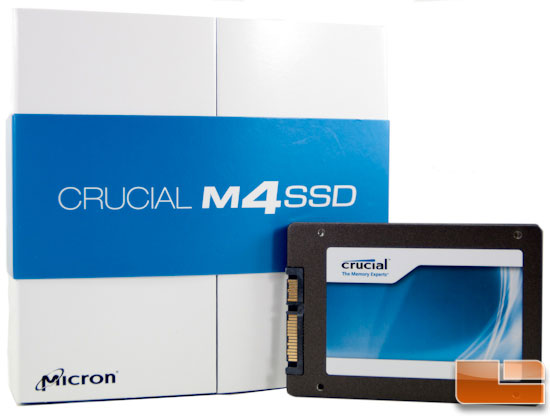 Crucial M4 SSD Firmware Update (0009) Boosts Performance