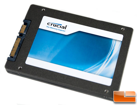Crucial M4 / Micron C400 256GB SSD Review