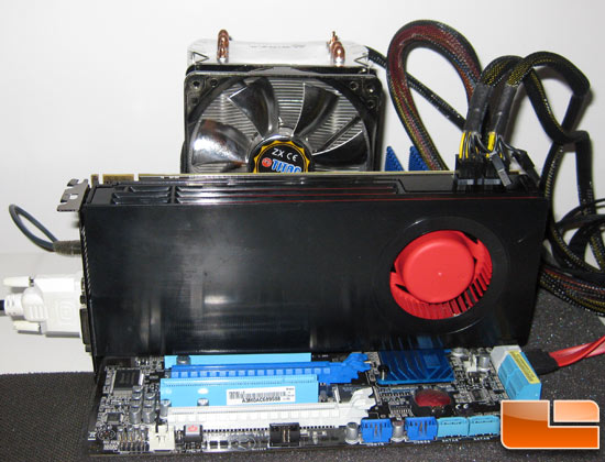 The Video Card Test System