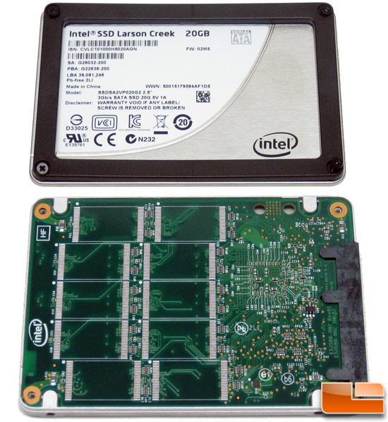 Intel 311 Series SSD Inside