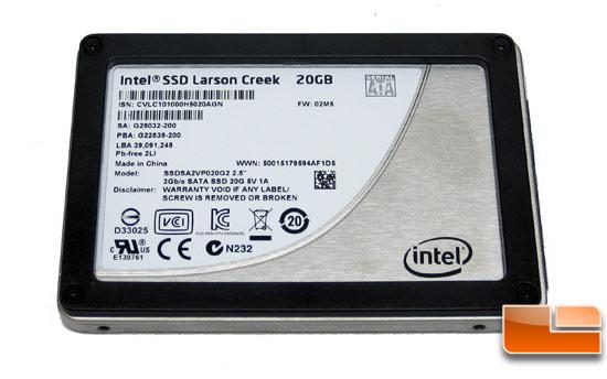 Intel 311 Series SSD