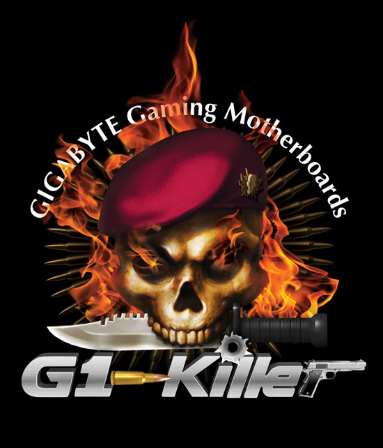 GIGABYTE G1 Killer Assassin X58 Motherboard