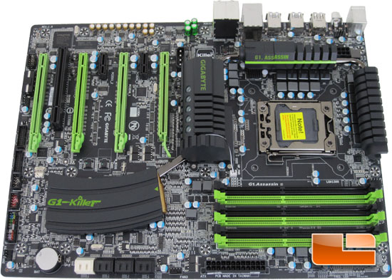 GIGABYTE G1 Assassin X58 Motherboard Performance Review