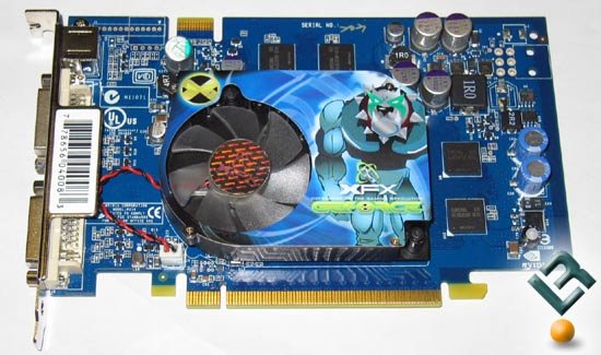The XFX 6600GT…..Performance on a budget