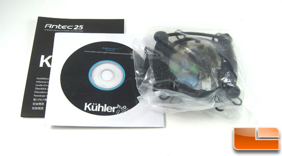 Antec Kuhler H2O 920 packing