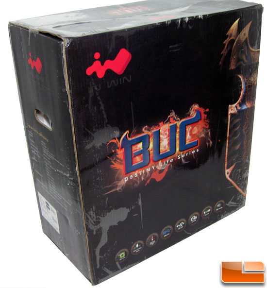 In-Win BUC Retail Package Front