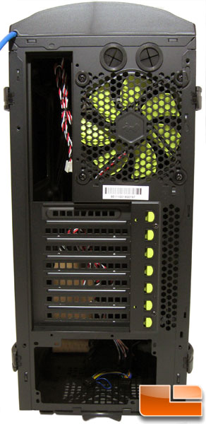 In-Win BUC Gaming Chassis Rear