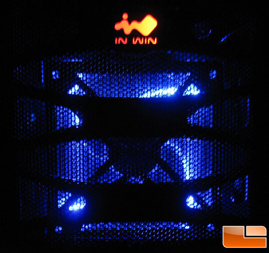 In-Win BUC Gaming Chassis Front Panel Lighting