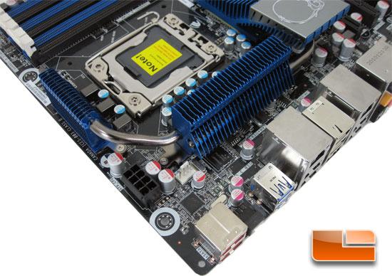 Intel DX58S02 X58 Motherboard Layout