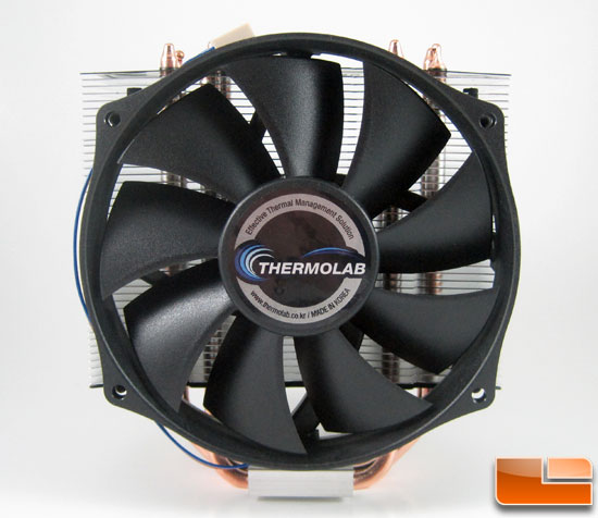 Thermolab Trinity CPU Cooler fan