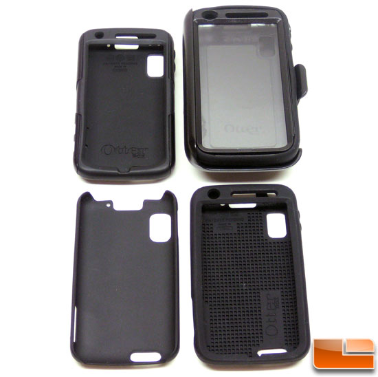Otterbox and Incipio Cases for the Motorola Atrix