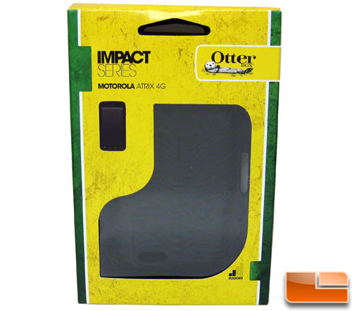 Otterbox Impact Series Case for Motorola Atrix