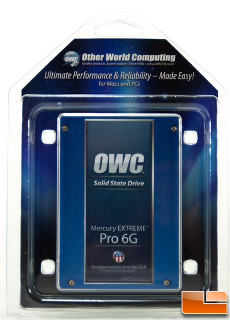 OWC Mercury EXTREME Pro 6G 120GB SSD Review