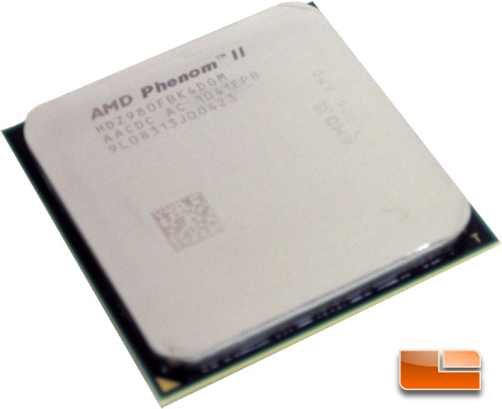 AMD Phenom II X4 980 Black Edition Performance Review
