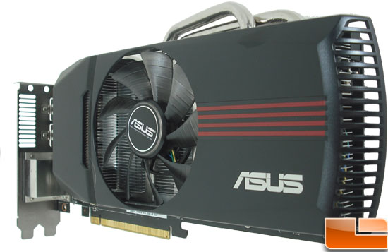 Asus Radeon HD 6870 Video Card Rear
