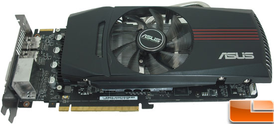 Asus Radeon HD 6870 Video Card Front