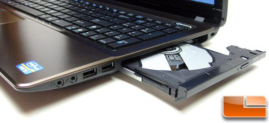 ASUS K53E Notebook