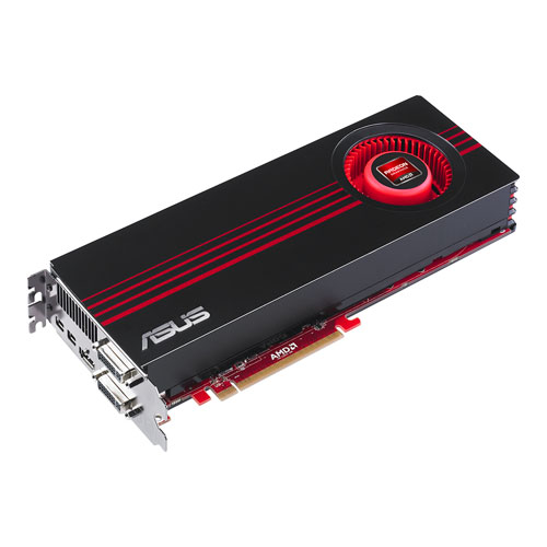 AMD Radeon HD 6950 Cayman Video Card