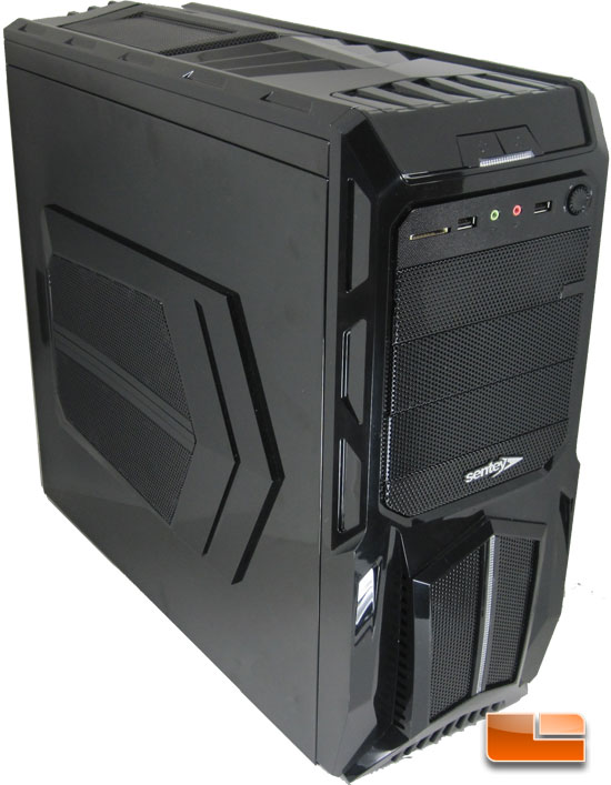 Sentey GS-6000 Optimus Mid Tower Case Review