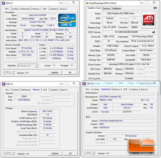 Intel DX58S02 X58 Motherboard System Settings