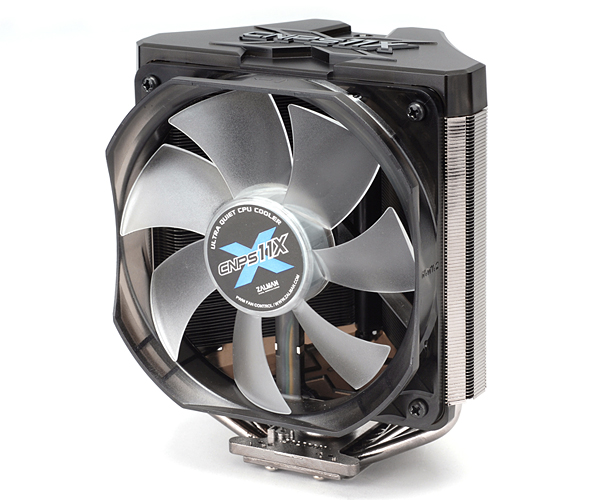 Zalman CNPS11X Tower CPU Cooler Review
