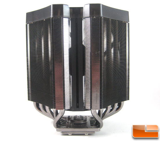 Zalman CNPS11X CPU Cooler back