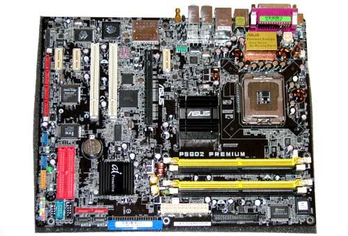 ASUS P5GD2-Premium Motherboard