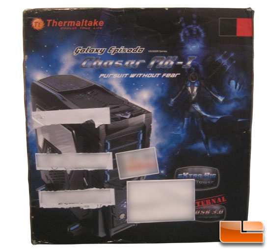 Thermaltake Chaser MK-1 box front