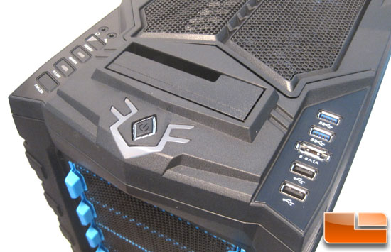 Thermaltake Chaser MK-1 front panel