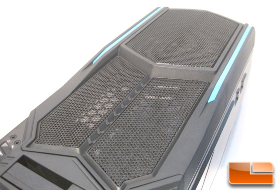 Thermaltake Chaser MK-1 top vent