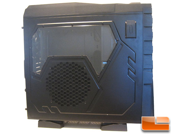 Thermaltake Chaser MK-1 left side