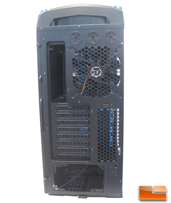 Thermaltake Chaser MK-1 rear panel