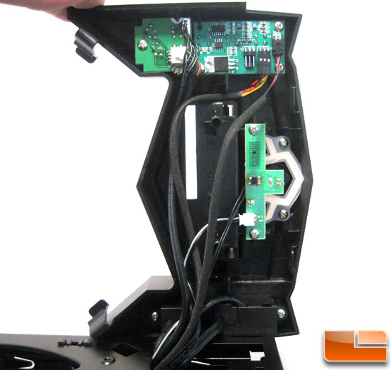 Thermaltake Chaser MK-1 control panel wires