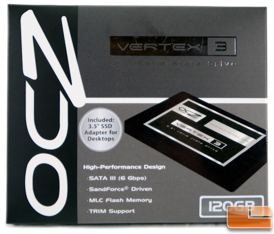 VERTEX 3 120GB BOX