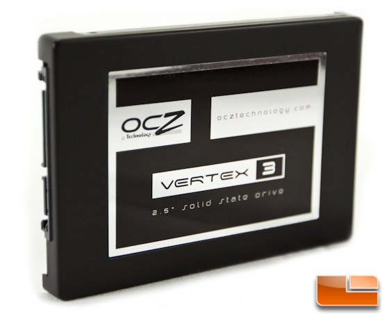 OCZ Vertex 3 120GB SSD Review