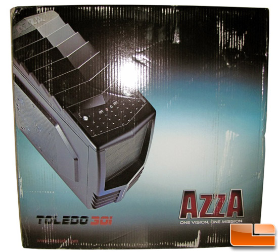 Azza Toledo 301 ATX Mid Tower