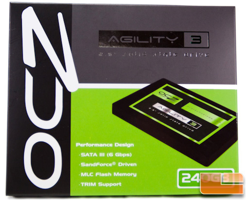 AGILITY 3 BOX FRONT