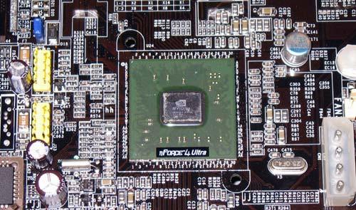 Nvidia's NForce 4 chipset