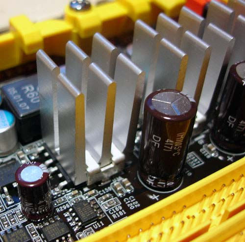 mosfet coolers